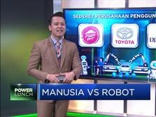 Manusia Vs Robot