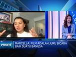 Marcella Zalianty Soal Upaya Pekerja Film Hadapi Efek Pandemi
