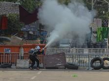 Pabrik China Dibakar Demo Myanmar, Beijing Beri Peringatan