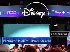 Pengguna Disney+ Tembus 100 Juta