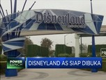 Penjualan Ritel AS Hingga Disneyland AS Siap Dibuka