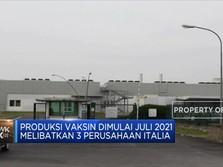 Rusia Produksi Vaksin Sputnik V di Italia