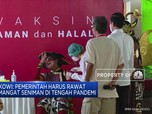Seniman Yogyakarta Divaksin & Jokowi Copot Pejabat Pertamina