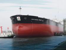 Kapal Tanker Raksasa Kedua Pertamina Prime Siap Uji Coba