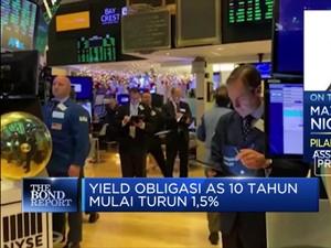 Yield US Treasury 10 Tahun Mulai Turun, Ini Efeknya Ke RI