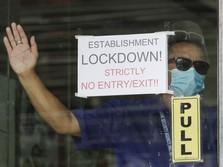 Awas Corona Menggila Lagi, Negara Tetangga RI Ini Lockdown