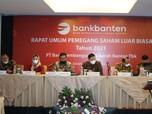 Termasuk Dirut, Bank Bank Banten Rombak Direksi & Komisaris