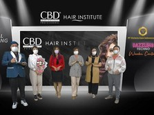 VICI Hadirkan CBD Hair Institute, Edukasi Salon & Hairdresser