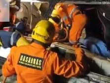 Ada Tabrakan Kapal di Perairan Indramayu, 17 Orang Hilang