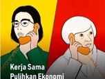 Cerita di Balik Percakapan Sri Mulyani 'Bareng' Janet Yellen