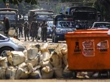 Junta Makin Beringas, Warga Tewas Tembus 500 Jiwa di Myanmar
