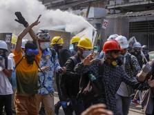 Myanmar Makin Gawat, Biden Perintahkan Diplomat Pulang ke AS