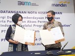 Lewat Agro Solution, Bank Mandiri Perkuat Kredit Pertanian
