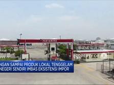 Duh! Gemar Impor, Pejabat  Pertamina Dipecat Jokowi