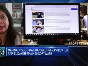 Jurus Cisco Indonesia di Bisnis Layanan Transformasi Digital