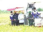 Mentan, Mendag, Menteri BUMN Lepas Ekspor Pertanian Rp 140 M