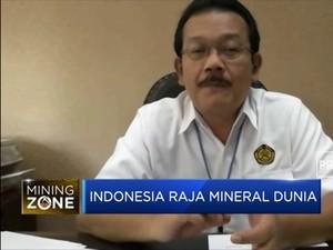 Miliki 15 Ribu KM Jalur Mineralisasi, Ini Potensi Mineral RI