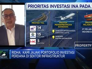 Optimisme SWF INA Dorong Investasi di Indonesia