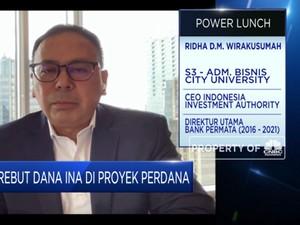 Ridha DM Wirakusumah Beberkan Arah Investasi & Pendanaan INA