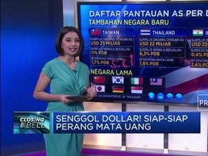Senggol Dollar! Siap-Siap Perang Mata Uang