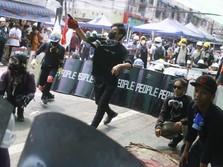Horor Demo Myanmar Serang Investasi China, Beijing Mengancam!