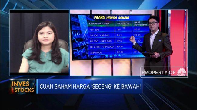 Tips Trading di Saham Seceng Dengan Modal Rp 1 Juta