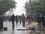Alert! Pangkalan Udara Junta Militer Myanmar Diserang Roket