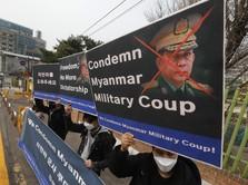 Junta Terbitkan Memo 'Habisi Semua Pengunjuk Rasa' Myanmar