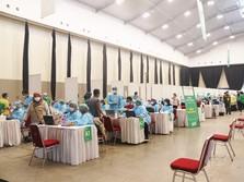 Kolaborasi Percepat Program Vaksinasi Covid-19 di Tangerang