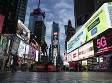 Warga New York Mulai Party Lagi, AS Menuju Hidup Normal?