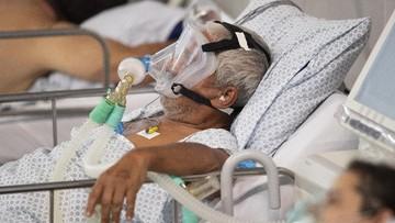 ilustrasi rumah sakit yang penuh karena tingginya pasien yang terpapar virus corona di sao paulo brasil apandre penner 6 169