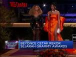 Beyonce Cetak Rekor Sejarah Grammy Awards