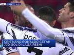 Cristiano Ronaldo Lewati Rekor Gol Pele