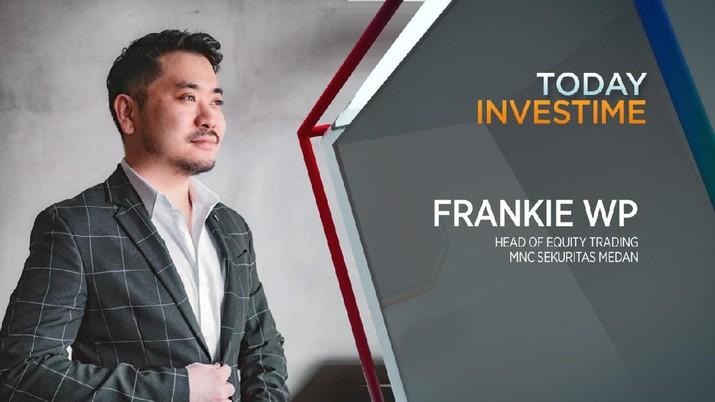 Head of Equity Trading MNC Sekuritas, Frankie WP