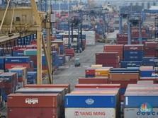 Impor Juli Naik 44%, Neraca Dagang Masih Surplus US$ 2,59 M