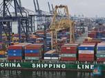 Walau Impor Meroket 25%, Neraca Dagang RI Surplus US$ 1,56 M