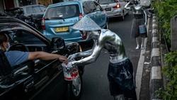 Sejarah Manusia Silver: Bermula dari Kedok Sumbangan untuk Anak Yatim