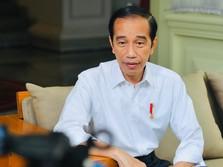 Jokowi: Saya Tak Berminat Jadi Presiden Tiga Periode!