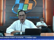 Neraca Dagang RI Masih Positif, Surplus Hingga US$ 2,01 M