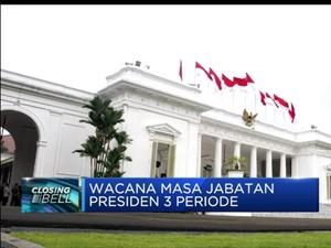 Istana Bantah Wacana Jabatan Presiden RI 3 Periode