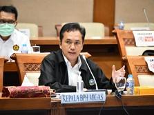 Beda Pendapat dengan ESDM, BPH Migas Ngadu ke Jokowi Soal Ini