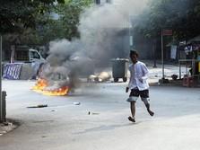 Tegas! Jokowi: Hentikan Segera Aksi Kekejaman Myanmar