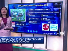 Hambalang, Mega Proyek SBY Dibangkitkan Jokowi
