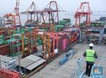 Ekspor Melonjak, Neraca Dagang Untung US$ 4,74 Miliar