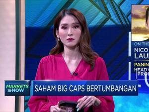 Investor Incar Saham Siklikal, Saham Big Caps Bertumbangan