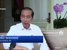 Jokowi: Saya Tak Berminat jadi Presiden 3 Periode