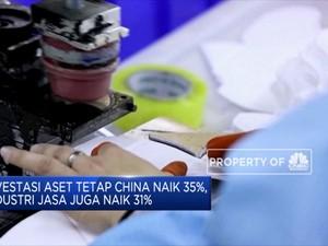 Investasi Aset Tetap Naik 35%, Ekonomi China Mulai Pulih