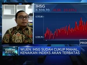 Kembali Melemah, IHSG Berpotensi Terkoreksi Ke Level 6.100-an