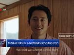 Film Minari Masuk 6 Nominasi Oscars 2021