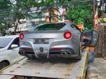 Rolls Royce-Ferrari Tersangka Asabri Dilelang, Laku Berapa?